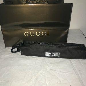💯% Authentic Gucci Lipstick/Makeup pouch Bag